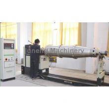 Horizontal decanter centrifugal used for clarification high