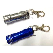 Промотирование миниый проблесковый свет СИД 3LED LED факела (FK-3016)