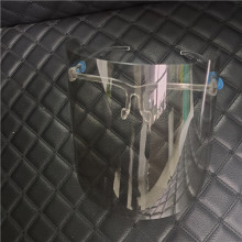 PVC pet PLA PC uma máscara antiembaçante