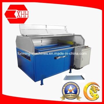 Machine de formage à roulement à coutures debout avec ajustement