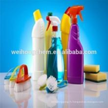Détergent à base de carboxyméthyl cellulose au sodium CMC