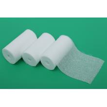 Bandage de gaze médicale jetable