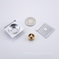 wholesale strainer copper types floor drain for bathroom