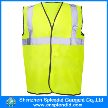 High Quality Custom Hi Vis Reflective Safety Vest with Logo
