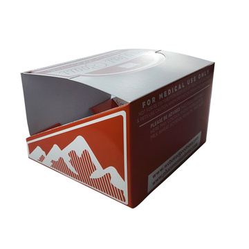 Novo design de Chocolate Bar Display Paper Box