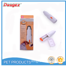 2015 New Best-Sale Hight Quality Battery Operated Nail Grooming clipper Tool For Dogs&Cats