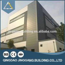 Fornecedor da China Edifício de Estrutura de Aço de Baixo Custo Multi-andares