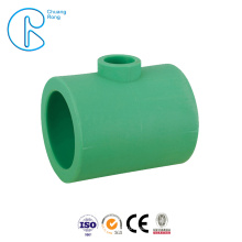 Hot Sale PPR Reducing Tee PPR Fitting PPR Tee