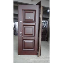 Porte haute qualité en acier Secuirty
