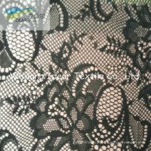 Tela do laço afeiçoou-se a tela do poliéster para vestido elegante