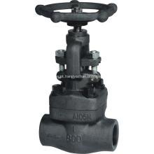 Válvula de globo de aço forjado API 602