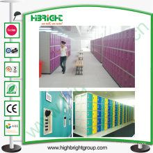 Two Tier Plastic Locker for Swimming Pool