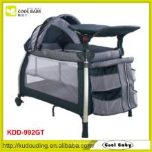 Popular, bebê, playpen, canopy