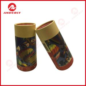 Custom Printing Recyclable Gift Paper Tube Packaging