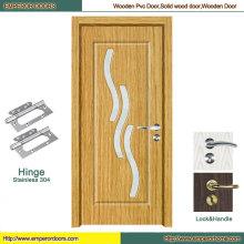 Iron Door Garage Door MDF Cheap Door
