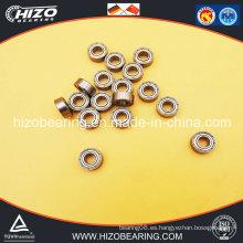 Rodamiento de bolas profundo del surco con precio de fábrica (61840/61840 2RS / 61840 zz)