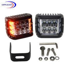 White Amber Side Shooter LED Work Light LED Light Bar LED Driving Lights