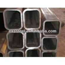 Pre Tubo de aço rectangular galvanizado --- exa