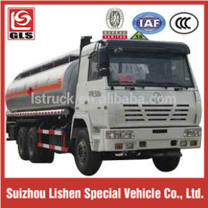 Shacman Heavy truck Fuel Bowser truck