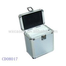 Le boîtier de CD mignon 80 CD disques en aluminium vend en gros fabricant, Chine