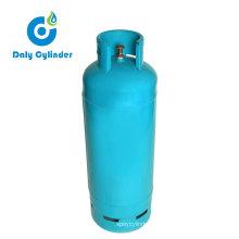 Best Price Soldering Stainless Steel 45kg 100lbs LPG Gas Cylinder in Haiti Market