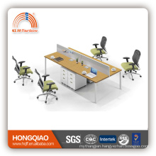 (MFC)PT-02 computer desk office workstation executive wooden office desk melamine panel office desk