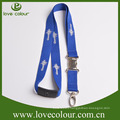 Factory promotional fashionable polyester digital camera neck lanyard