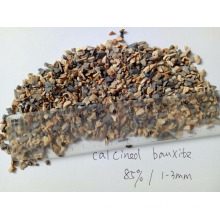 1-3mm Bauxite ore powder for cement industry