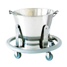 Hospital Stainless Steel Kick Bucket