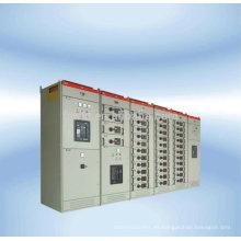 Generador de baja tensión interruptores en paralelo