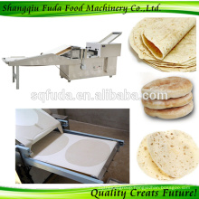 Automatic Pita Bread Machine Roti Machine
