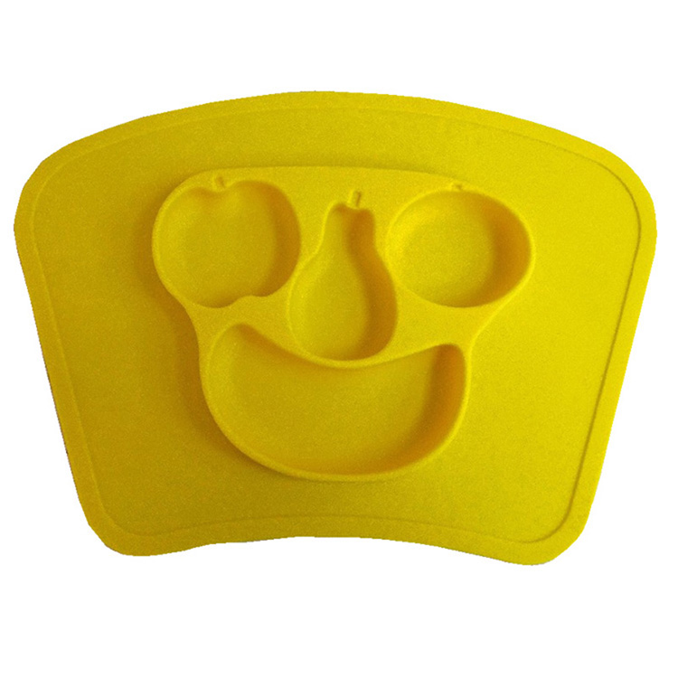 silicone feeding placemat