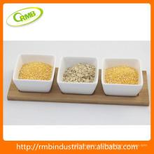 Caja de almacenamiento Set / recipiente de especias