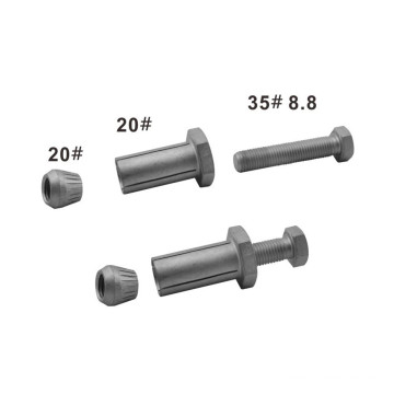 M20X33X100mm Sleeve Anchor Stainless Steel Grade 12.9