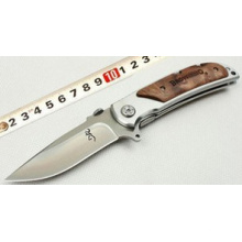 Browning Folding Knife (escurecimento 338A)