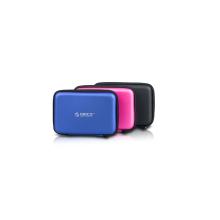 Disco rígido multifunções HDD Store Caso de disco rígido portador portátil ORICO PHB-25