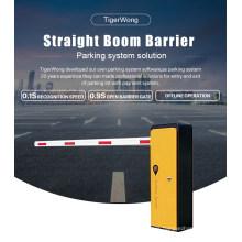 Alpr Gate Barrier Straight Boom Barrier Gate