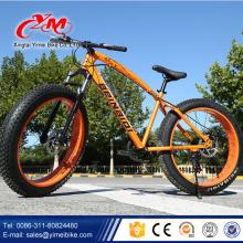 хороший бренд шестерни 26x4.0 жира шин велосипед и велосипед, алюминиевая рама и амортизационная вилка жира велосипед шины,сталь дешевой цене тучный велосипед автошины