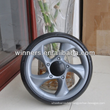 small plastic toy cart wheel