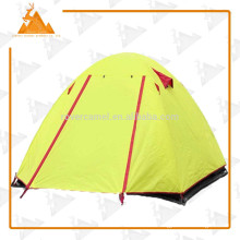 Outdoor sports large camping tent outdoor waterproof 3-4 person picnic tent