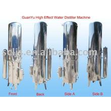Máquina de agua destilada de alto efecto GJZZ-800