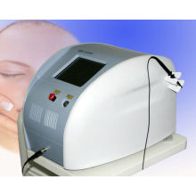 Portable Red Spider Vein Removal Machine High Frequency , Wind Cooling