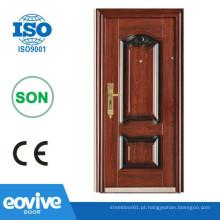 EOVIVE 2015 venda superior de aço da segurança porta, porta de aço