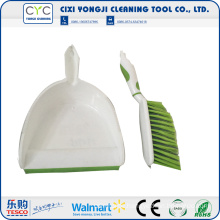 Eco-friendly plastic dustpan and hand broom