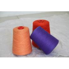 Eco-Friendly Soft Ring Spun Acrylic Dyed Yarn