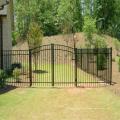 Wholesale best selling antique decorative garden cast iron gate design