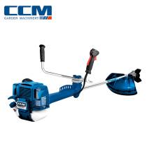 Nuevo diseño de alta calidad 2 movimiento gasolina silenciador cortador de césped cortador de césped
