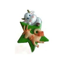Горячая распродажа 3D животных наклейки