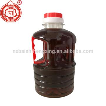 China misturou óleo de gergelim para cozinhar