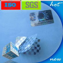 Honeycomb Material Security Sticker